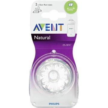 Avent flaskesutter 1m+  SLOW