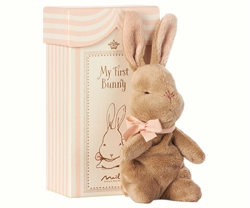 My first bunny in box MAILEG